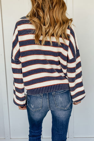 Emerson Striped Sweater