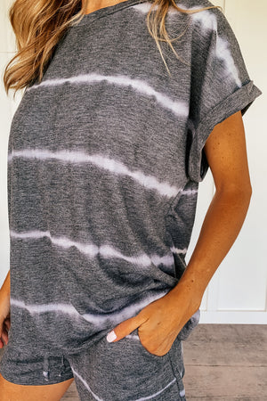 Charcoal to Tie Dye For Set - LURE Boutique