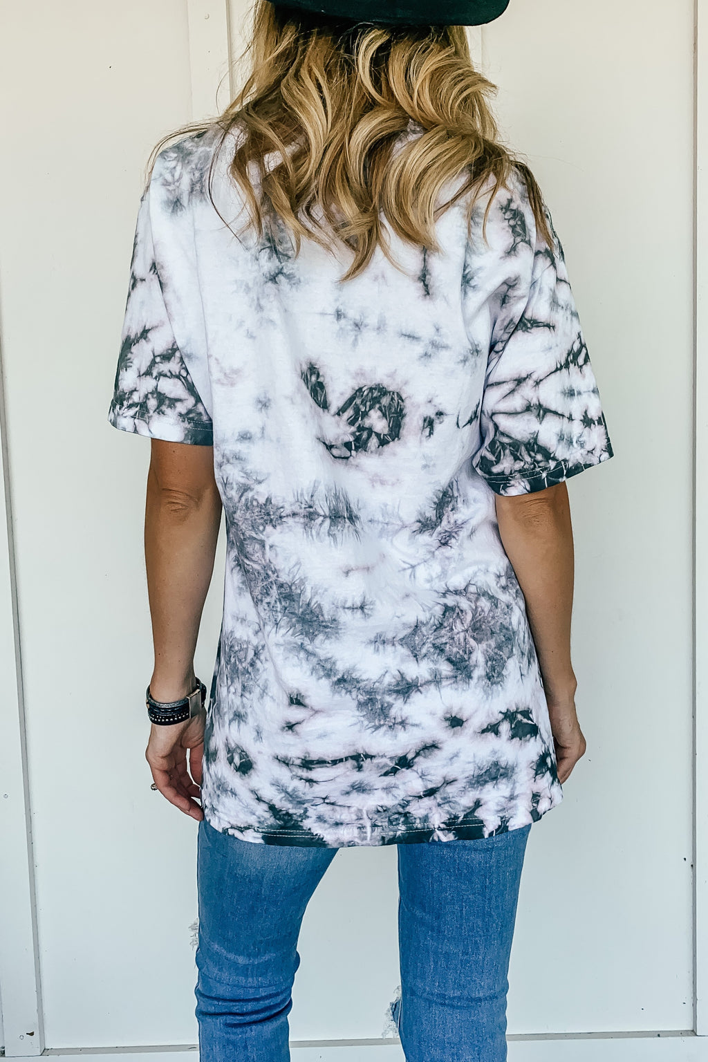 Oversized Tie Dye TShirt - LURE Boutique