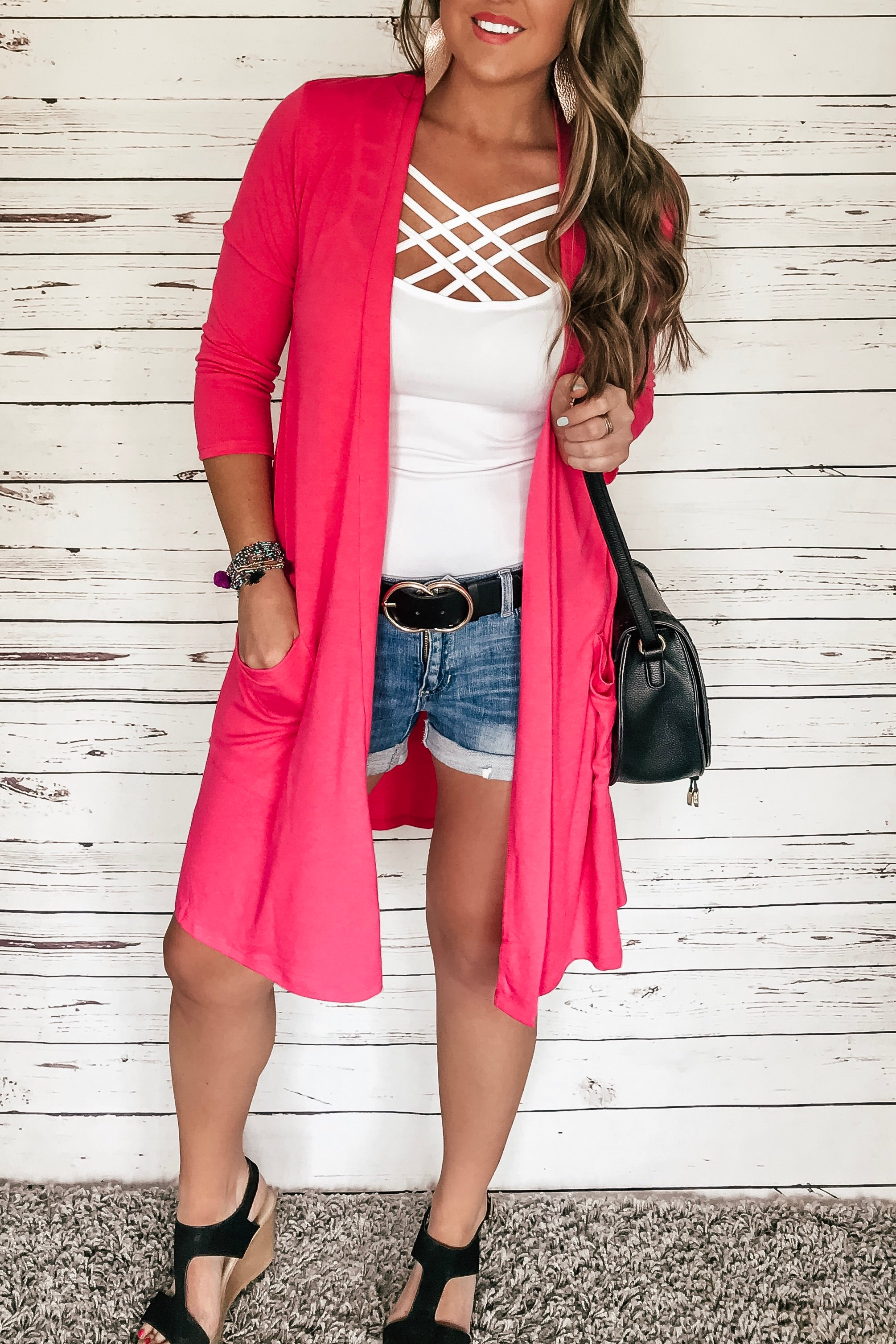 The Perfect Summer Cardigan