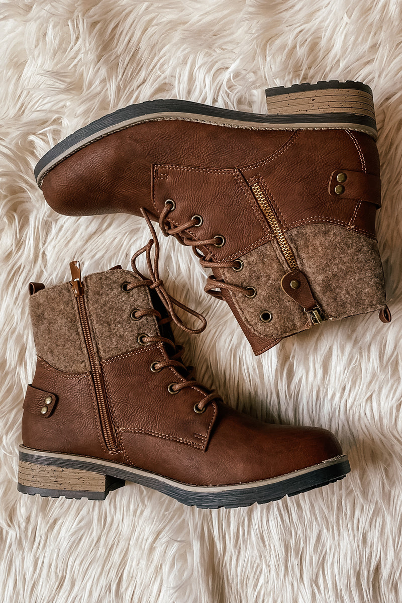 Wanderlust Ankle Boots
