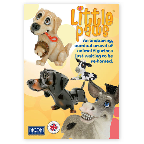 Tosca Meerkat LITTLE PAWS From PETS PERSONALITY