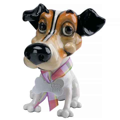 Little Paws Wilf Jack Russell Terrier Dog Figurine 1