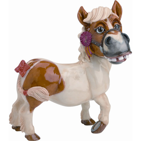 Pets With Personality Esther Pony Horse figurine
