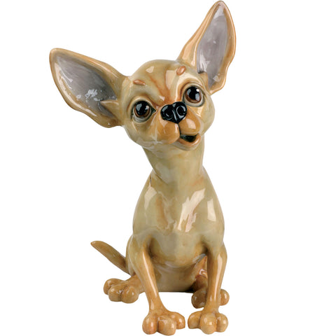 Pets With Personality Tiffany Chihuahua Dog figurine