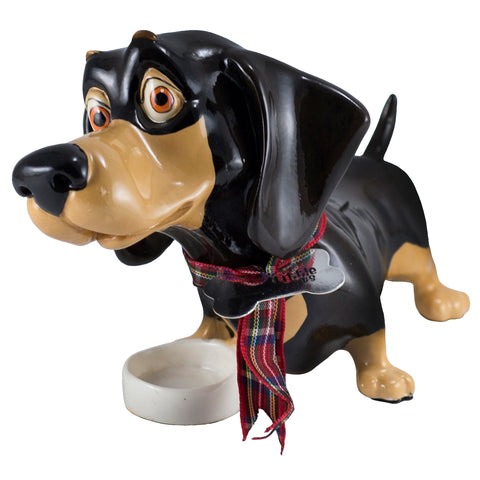 Little Paws Filo Dachshund Dog Figurine 1
