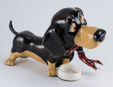 Little Paws Filo Dachshund Dog Figurine