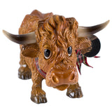 Little Paws Hogan Highland Cow Bull Figurine