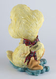 Little Paws Chick Duckling Duck Figurine 4