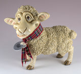 Little Paws Baa'ry Sheep Figurine