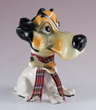 Little Paws Wilf Jack Russell Terrier Dog Figurine 3