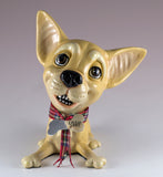Little Paws Baby Chihuahua Dog Figurine