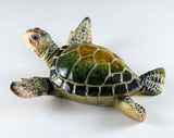 Green Sea Turtle Figurine 2