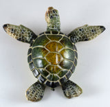 Green Sea Turtle Figurine 3