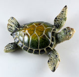 Green Sea Turtle Figurine 4