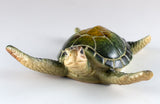 Green Sea Turtle Figurine 5