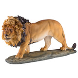 Male lion figurine 1