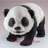 Baby Panda Bear Figurine Walking