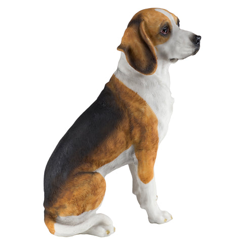 Beagle Hound Dog Figurine