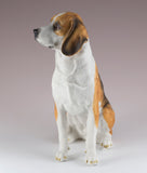 Beagle Hound Dog Figurine 4