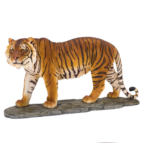 Male Bengal Tiger Large Scale Figurine 1