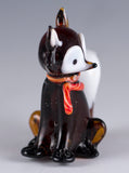 glass fox figurine 2