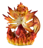 Fire Fairy With Dragon Figurine