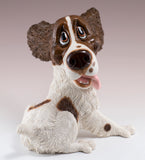 Pets With Personality Willow Springer Spaniel Dog figurine