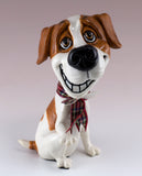 Little Paws Pip Jack Russell Terrier Dog Figurine 1