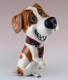 Little Paws Pip Jack Russell Terrier Dog Figurine 2
