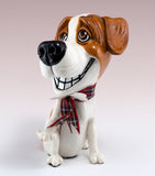 Little Paws Pip Jack Russell Terrier Dog Figurine 5