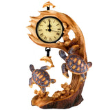 Sea Turtles Clock 1