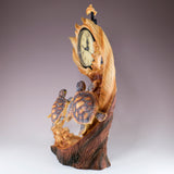 Sea Turtles Clock 4