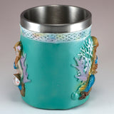 Mermaid With Pearl Mug 2
