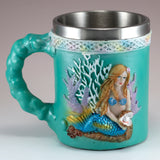 Mermaid With Pearl Mug 3