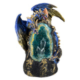Two Headed Dragon Backflow Incense Burner 1