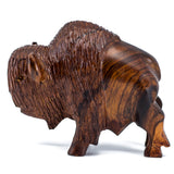 Buffalo carving 1000 a