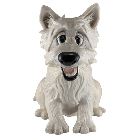 "Pets With Personality ""Mac"" Westie West Highland Terrier Dog Figurine"