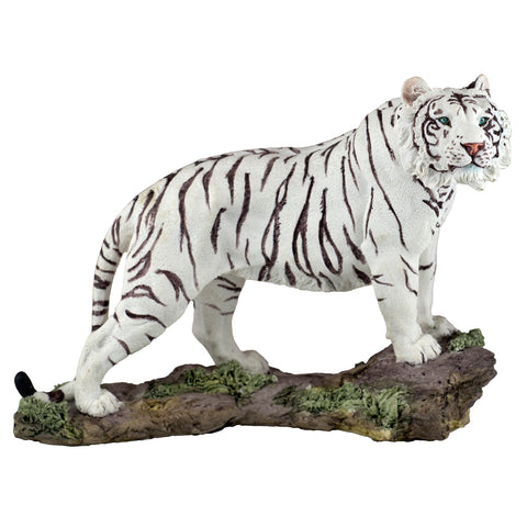 White Tiger Figurine 1
