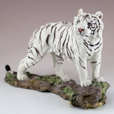 White Tiger Figurine 2