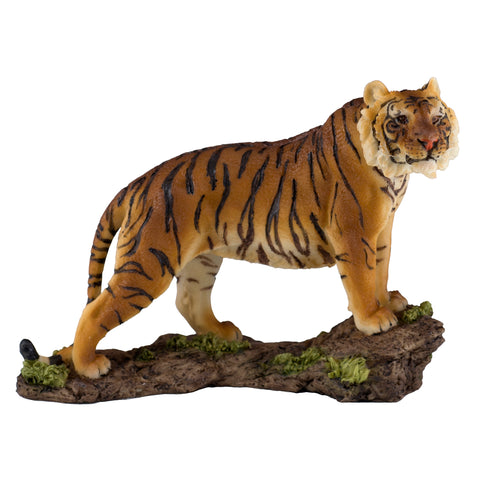 Yellow Bengal Tiger Figurine 1