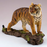 Yellow Bengal Tiger Figurine 2