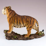 Yellow Bengal Tiger Figurine 3
