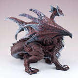 Red Dragon Standing Figurine Statue 7