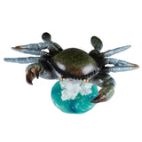Bobble Crab On Spring Figurine