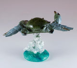 Bobble Crab On Spring Figurine 4