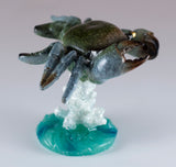 Bobble Crab On Spring Figurine 6