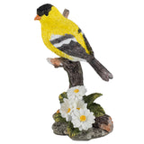 Goldfinch figurine