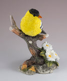 Goldfinch Bird Figurine