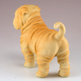 Shar Pei Puppy Dog Figurine 5